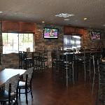 Falls Landing- Our on site pub and grill