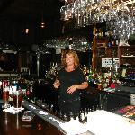  Linda Fink our Bartender and server&quot;fantastic&quot;
