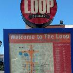A directory of restaurants and shops in The Loop