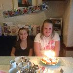 Daughters 10th Birthday