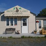 Brown Rabbit Cabins