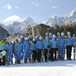 Instructors of SkiSchool.si Kranjska Gora