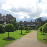 Front of Ascott House