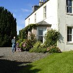 Foto de Crosshall Farmhouse B&B
