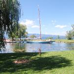 Foto de Averill's Flathead Lake Lodge