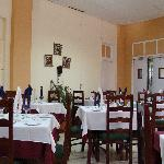 la sala ristorante
