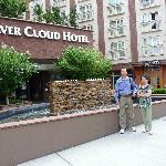 Foto van Silver Cloud Hotel - Broadway