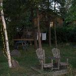 Lake Edge Cottages Foto