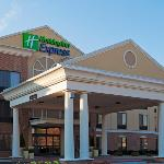  Holiday Inn Express Bloomington N./Martinsville- D