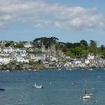  Fowey from polrun ferry