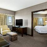  King Suite - Guest Room