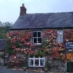  The pub near the B&amp;B... lots of charm with an owner who looks like Richard Attenborough