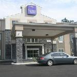 Sleep Inn & Suites resmi
