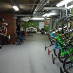  Bike Garage