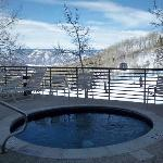  Chamonix Slopeside Hot Tub