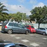  Parking in Bastia...