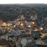  View from room overlooking Sassi di Matera