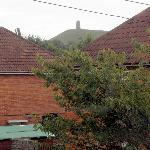 View of the Tor from the room