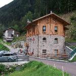 Chalet val di Rabbi