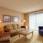  2 Bedroom Suite - Spacious Interiors