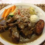  Curry Goat Stew