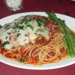 fabulously delicious chicken parmesan