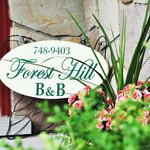 Forest Hill Bed and Breakfast Foto