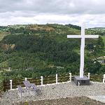 Miners' Cross, Copper Mines, Avoca.