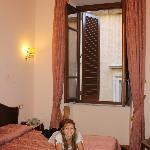 Affreschi su Roma Luxury B&B resmi