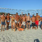 beach volley!