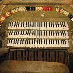 The Barton Organ... 9 Ranks (not 7)