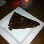 Salted Chocolate Caramel Tort