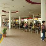  Tiong Bahru market, food court on first floor, 2 mins walk from hotel