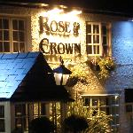 Rose and Crown de nuit