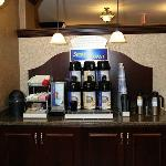  Complimentary Coffee Station