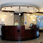  Front Desk - Reception