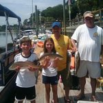 Catch-1 Charters - Capt. Shannon's Fishing Charters