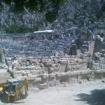 Ancient Roman Theater in Hierapolis