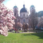 Gastehaus im Priesterseminar Salzburg