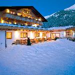 Hotel Princess Bergfrieden Winter