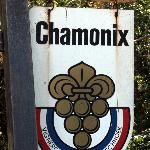  Chamonix Sign