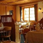  Sala pranzo ristorante