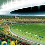 After construction for the World Cup....it will look like this !