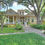 1908 Ayres Inn Bed and Breakfast San Antonio Texas