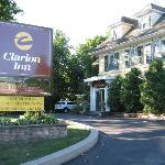 Foto de Clarion Inn and Conference Center Gananoque