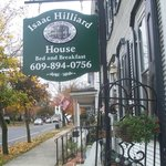 Isaac Hilliard House Bed and Breakfastの写真