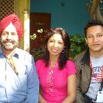 Visitors from Nepal