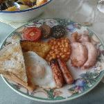 The Irish Breakfast