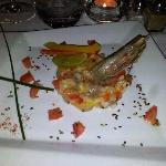  Tartare de gambas