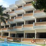 Indiana Beach Apartment Hotel Bamburi